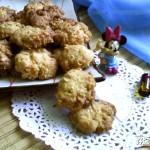 杏仁角酥饼