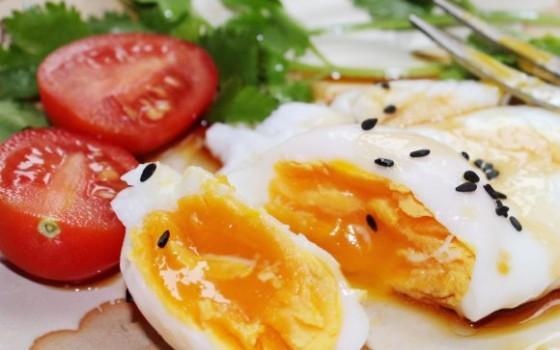 水煮荷包蛋
