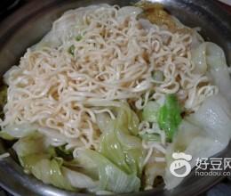 西生菜炒面