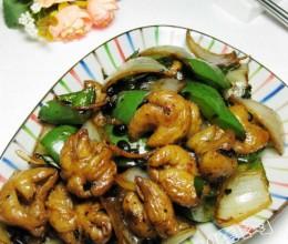 豆豉炒猪大肠