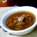 无花果瘦肉汤