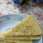 香葱芝麻饼