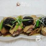 香菇蒸鸡翅