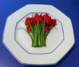 水果拼盘-草莓