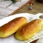 奶油薯泥面包
