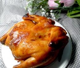 新奥尔良烤全鸡