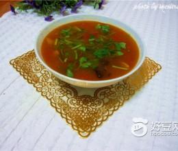 蕃茄香菇汤