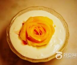 芒果酸奶杯