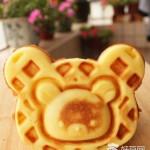 小熊华夫饼