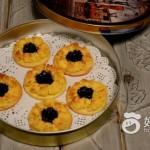 美人椰香饼干
