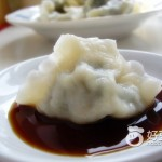 猪肉大叶芹水饺