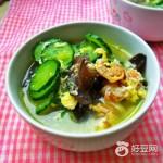 黄瓜海鲜汤