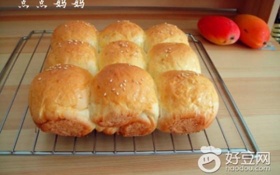 普通面粉做餐包