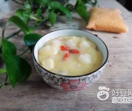 萝卜枸杞玉米粥