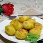 黑椒煎土豆