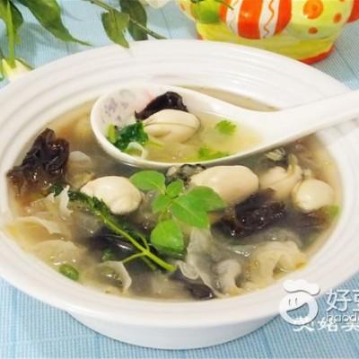 双耳牡蛎汤