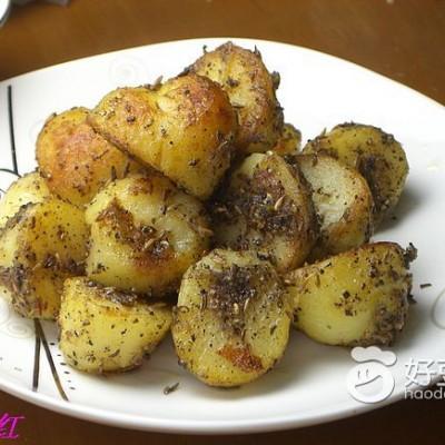 烧烤小土豆