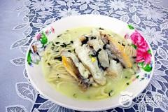雪菜黄鱼面