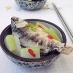 鲫鱼冬瓜汤
