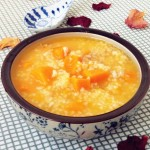 燕麦南瓜小米粥