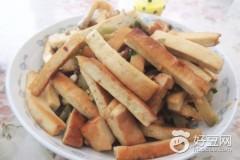 榨菜炒香干