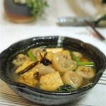 猪尾炖豆腐