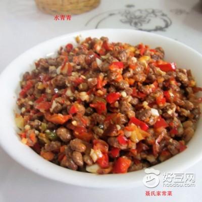 剁椒豆瓣酱