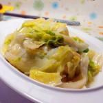 蒜蓉西生菜