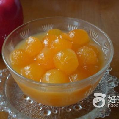 橙味冬瓜球
