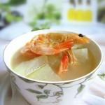 蝦干冬瓜湯