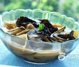 木耳海带冬瓜汤