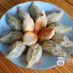 生煎柳叶饺