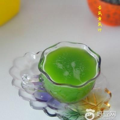 苦瓜黄瓜汁