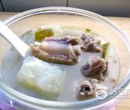 排骨绿豆冬瓜汤