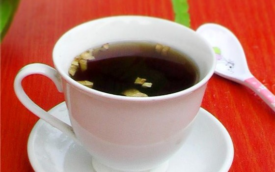 生姜红糖水