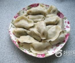 马齿菜猪肉饺子