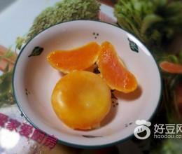快速腌制咸蛋黄
