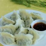 茴香羊肉饺子