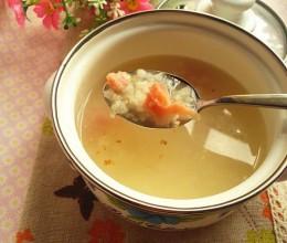 大米火腿粥