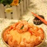 豆薯炒虾仁