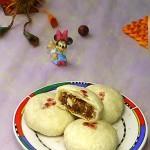 苏式五仁火腿月饼