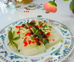 蚝油蒜米冬瓜