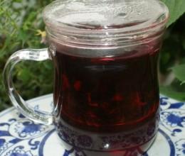 水果朗姆酒茶