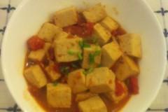 柿子烧豆腐
