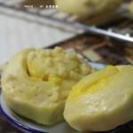 卡仕达奶酪卷