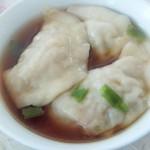 豇豆肉末饺子