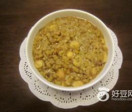 百合绿豆莲子粥