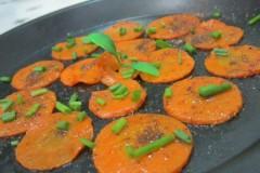 椒盐胡萝卜片