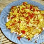 剁椒土鸡蛋