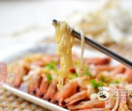豉油金针虾